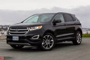 2015 ford edge titanium review manufacturer of doubt