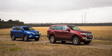 ford vs toyota toyota launches new fortuner across the pacific