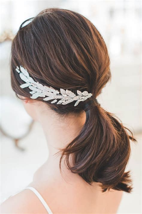 Wedding Hair Accessories Hk by Unique Accessories To Finish The Bridal Hair