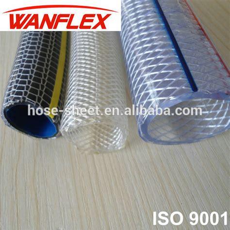 Selang Karet 5 8 5 8 Inch Stabilo disesuaikan 1 4 inch untuk 2 inch jelas fleksibel serat