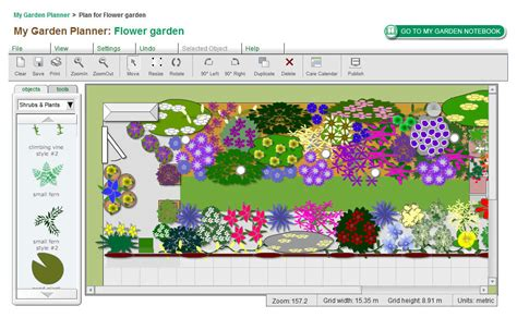 landscape layout program free garden design tool smalltowndjs com