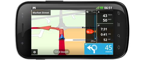 tomtom android tomtom arrives on android reaches its destination gadget australia