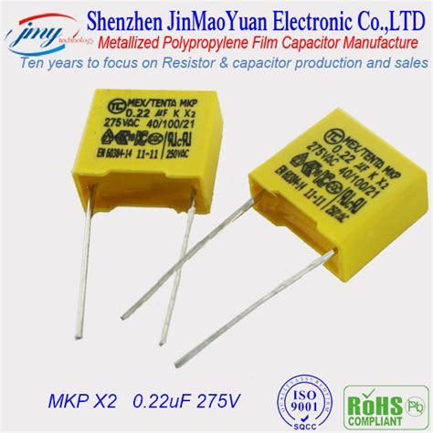 what is a x2 capacitor x2 mkp 275vac safety capacitor 2 2uf p 20mm for pcb assembly buy capacitor for pcb assembly