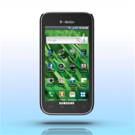 samsung vibrant now available at t mobile usa