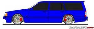 Volvo Paint Garaget Volvo 945 1994