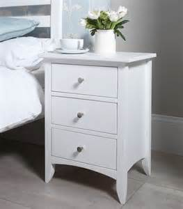 bedside tables cheap furniture the carrington drawer nightstand ivory white