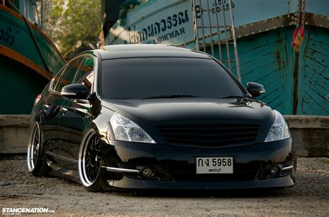 nissan teana modified nissan teana tuning custom wallpaper 1600x1054 774289