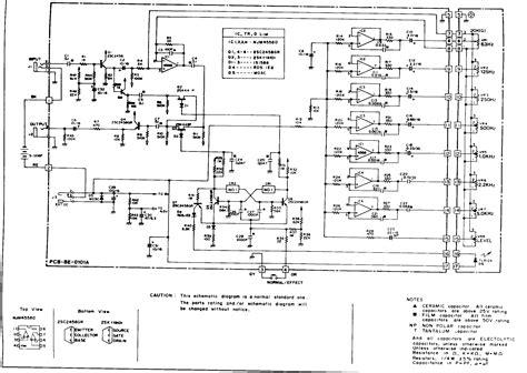 Tone Kontrol Stereo Bifet Jrc4558 Midrange experimentalists anonymous diy archives