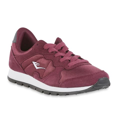 everlast athletic shoes everlast 174 s warrior athletic shoe burgundy shop