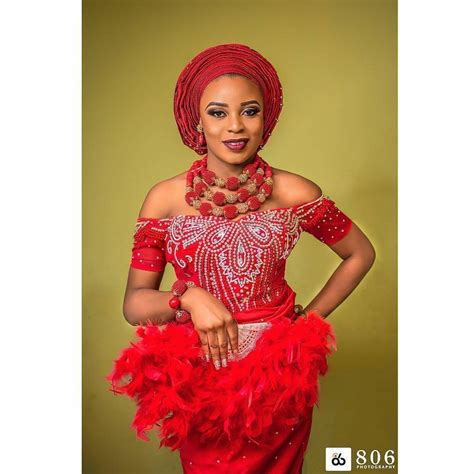latest and most beautiful yoruba traditional wedding outfits all shades of beautiful nigerian brides traditional