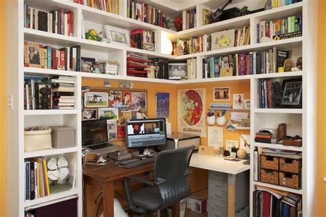 Small Corner Desk With Shelves by Top 55 Ideas About Books And Bookcases On