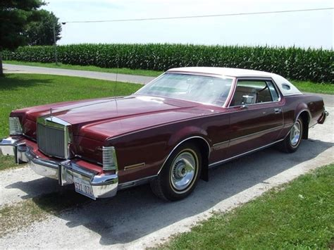 photo1 jpg picture of lincoln 1975 lincoln continental iv for sale classiccars