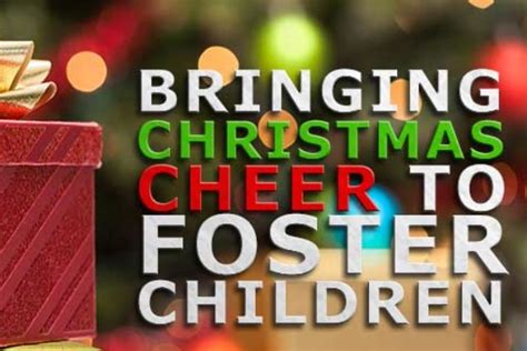 sponsor a child for christmas gift fundraiser by faith frawley foster children gifts