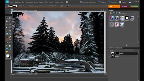 video tutorial youtube photoshop zusatzmodul elements photoshop elements hdr foto