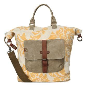 Rika Canvas Shopper by Desiderius Rika Purchase