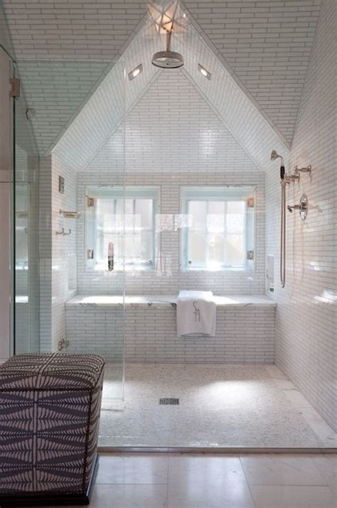 attic bathroom ideas cozy attic bathroom and shower