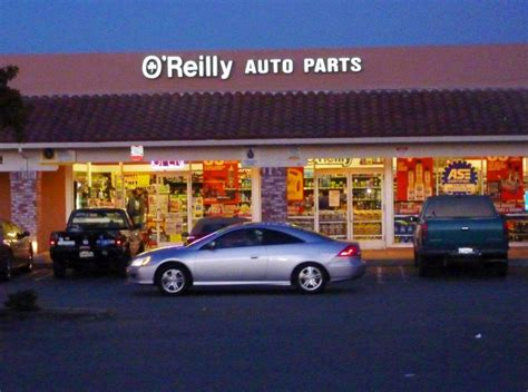 O Reilly Auto Parts Hours by O Reilly Auto Parts Hollister California Ca