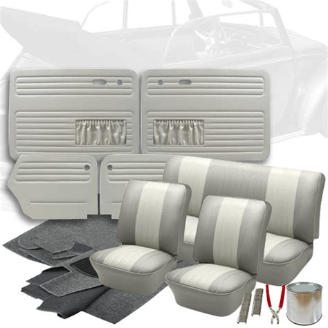 Vw Bug Interior Kit by Deluxe 12 Inch Seat Insert Vw Interior Kit Beetle Convertible 1967 Vw Parts Jbugs