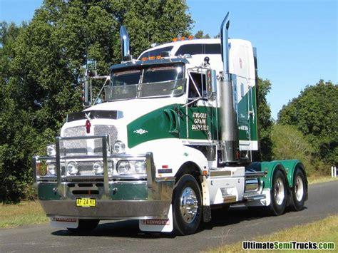 aussie kenworth trucks ultimatesemitrucks com australian trucks kyogle grain