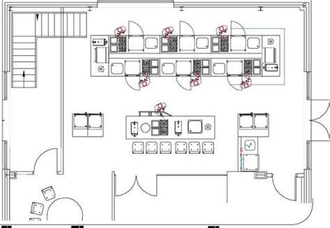 chinese restaurant kitchen design image gallery japanese restaurant blueprints