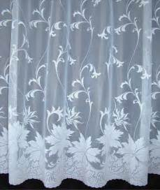 Exclusive Curtain Fabrics Designs Cheap Luxury Voile Net Curtains Slot Top Plain Floral Special Drop Sizes