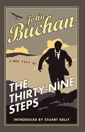 Thirty Nine Steps buchan the thirty nine steps past offences