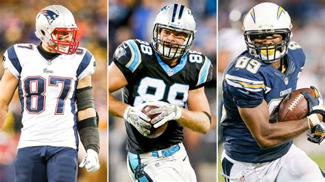 Best Sleeper Tight Ends by Football Tight End Rankings For 2015 Sporting News