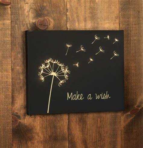 light up canvas art design create inspire make a wish light up art canvas