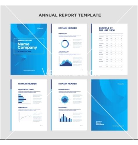 desing template report design template free business template