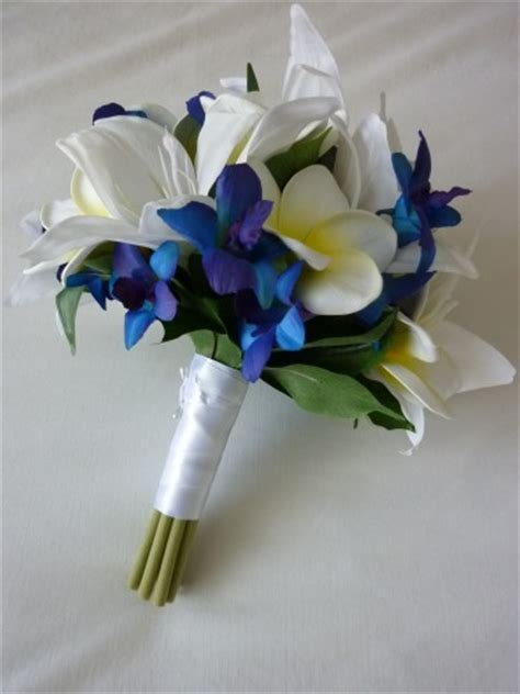 Wedding Flower Ideas Blue by Southern Blue Celebrations Blue Wedding Bouquets Ideas