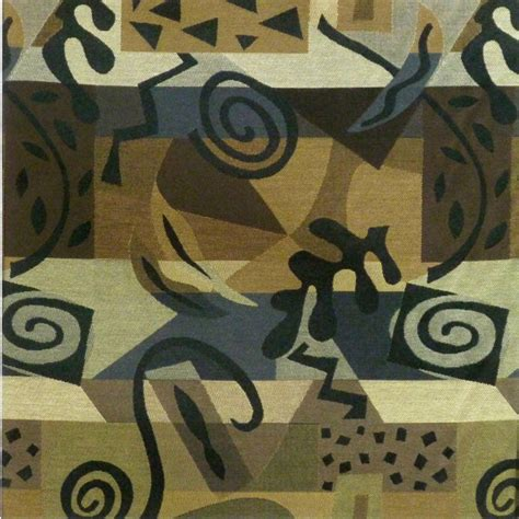 Inspired Upholstery Fabric by Matisse Inspired Upholstery Fabric Black Steel Gray