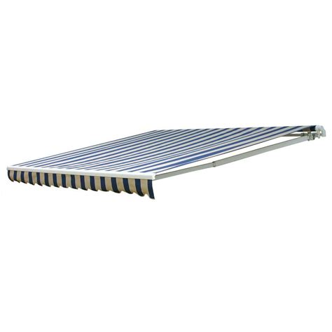 18 foot awning nuimage awnings 18 ft 7000 series manual retractable