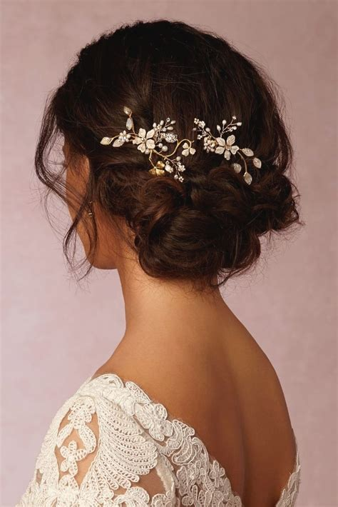 Wedding Hair With Accessories by Bridal Hair Accessories On Fade Haircut