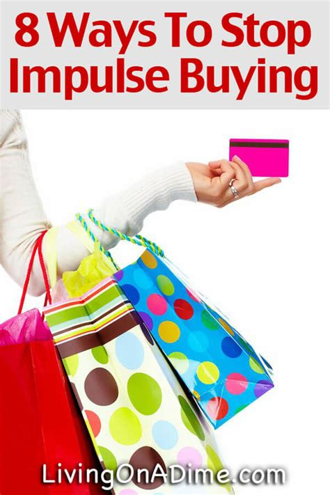 8 Ways To Stop Your Shopaholic Ways by 8 Ways To Stop Impulse Buying And Out Of Spending