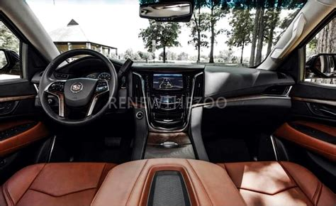 2019 Cadillac Interior by 2019 Cadillac Escalade Price Changes Redesign Specs
