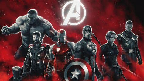 avengers endgame superheroes wallpapers hd wallpapers