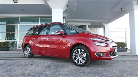 Citroen C4 Review by Citroen Grand C4 Picasso Review Photos Caradvice