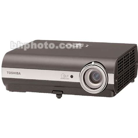 Proyektor Toshiba Dlp Toshiba Tdp T45u Xga Dlp Multimedia Projector Tdp T45u B H Photo