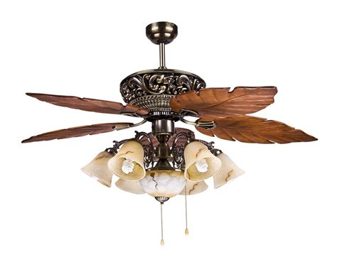 Tree Ceiling Fan by Ceiling Lights Design Palm Leaf Tropical Ceiling Fans