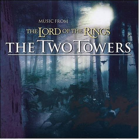 the two towers lord 0007203551 lord of the rings 2 the two towers by soundtrack music charts