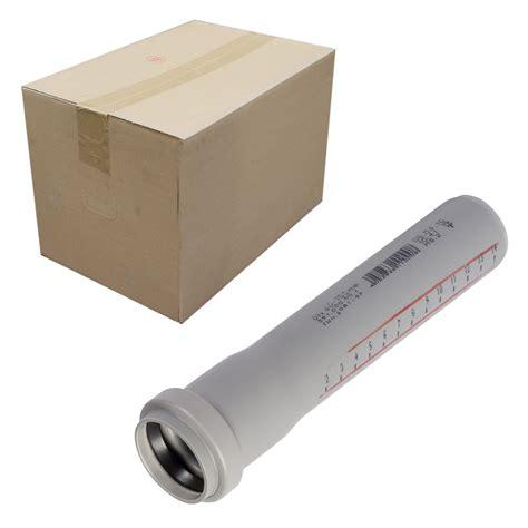 Abwasserrohr Dn 150 by Karton 20x Ht Rohr Dn40 X 150mm Abflussrohr Abwasserrohr Grau