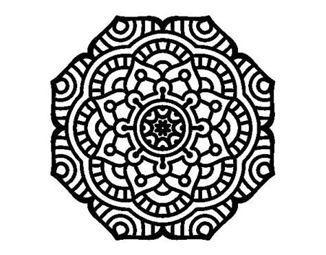 flor mandala para imprimirflor mandala desenho de mandala flor conceitual para colorir colorir com