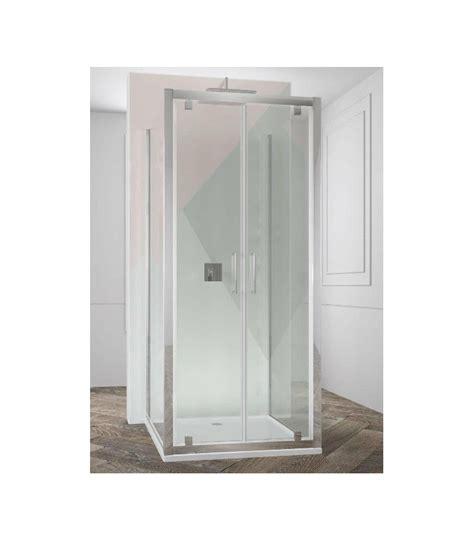 porta battente doccia porta doppio battente per doccia mod venere effetto ghiaccio