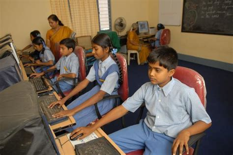 promoting technology and education turbo charging the school buses on the information highway books ict in schools still a distant livemint