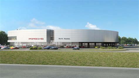 Nearest Lamborghini Dealership Porsche Houston To Open New Dealership Near