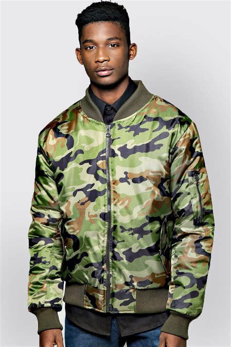 Camo Bomber Jacket Army Green Xl camo bomber jacket jackets review