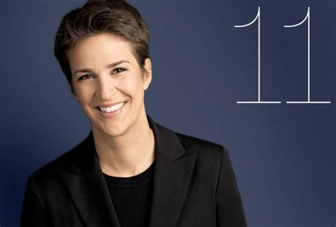rachal maddows haircut rachel maddow defines her mini mission statement exposes