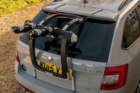 review thule raceway bicycle carrier honest