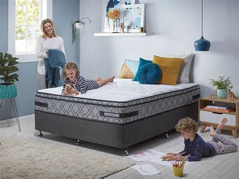 Posturepedic Bed by Posturepedic Aspire Mattress Bed Base Sealy Australia