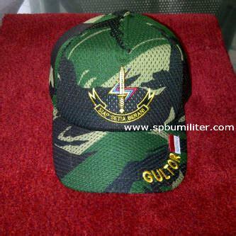 Jaket Loreng Kopasus Pom topi gultor kopassus spbu militer